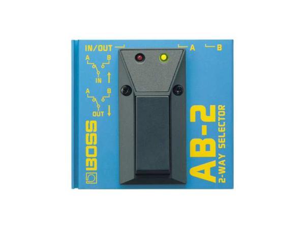 BOSS ( ボス ) AB-2 2-Way Selector 【2ウェイ・セレクター 】