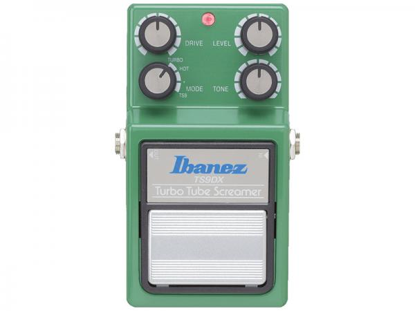 Ibanez ( アイバニーズ ) TS-9DX  Tubescremer【チューブ スクリーマー】