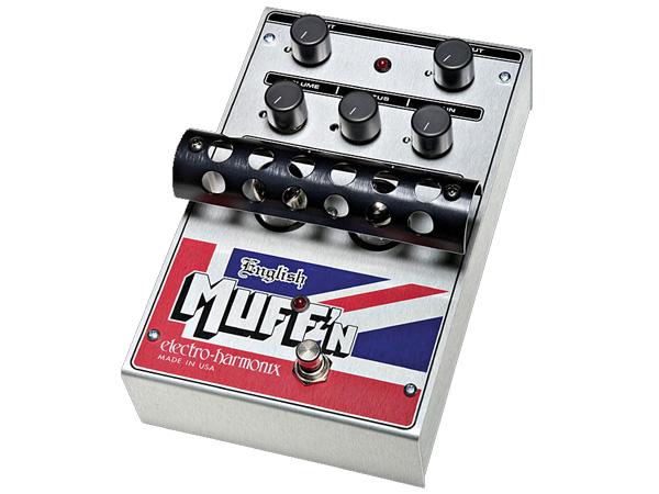 Electro Harmonix ( エレクトロハーモニクス ) English Muff'n