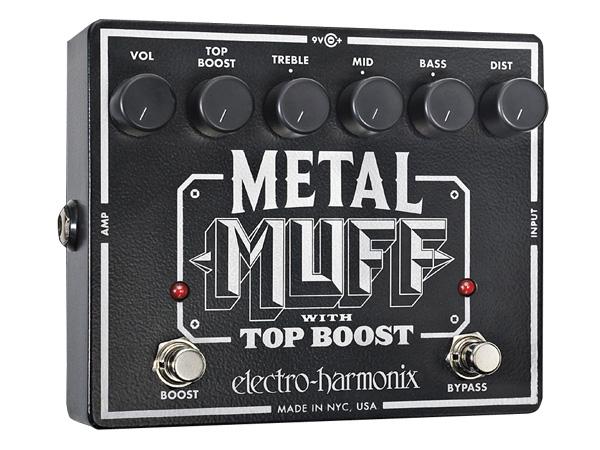 Electro Harmonix ( エレクトロハーモニクス ) Metal Muff