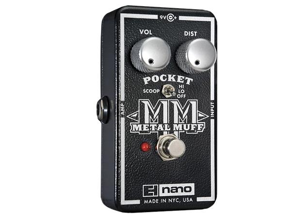 Electro Harmonix ( エレクトロハーモニクス ) Pocket Metal Muff