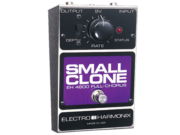 Electro Harmonix ( エレクトロハーモニクス ) Small Clone