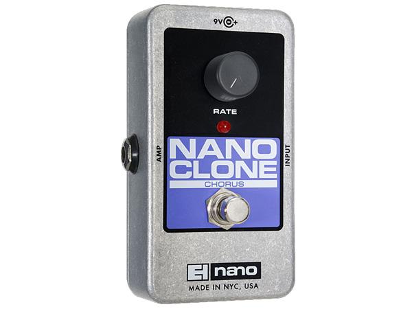 Electro Harmonix ( エレクトロハーモニクス ) Nano Clone【エレハモ ナノ・クローン コーラス  】