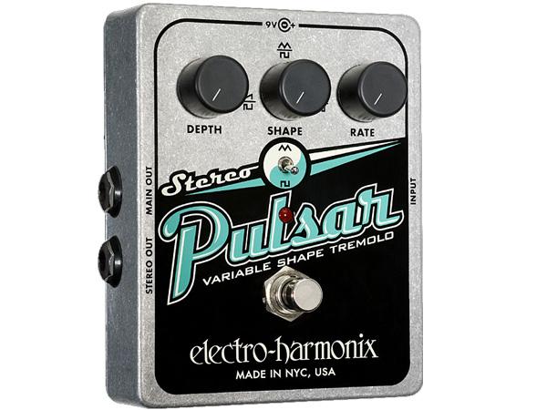 Electro Harmonix ( エレクトロハーモニクス ) Stereo Pulsar