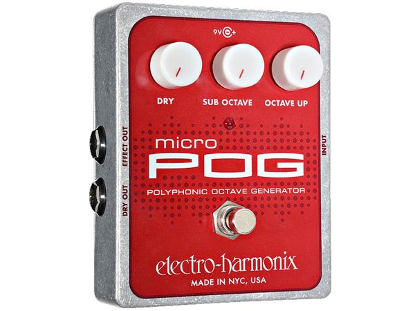 Electro Harmonix ( エレクトロハーモニクス ) MICRO POG