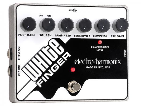 Electro Harmonix ( エレクトロハーモニクス ) White Finger