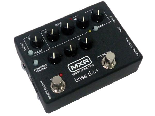 MXR ( エムエックスアール ) M80 ( BASS DI PLUS ) ◆ ベース用プリアンプ&DI