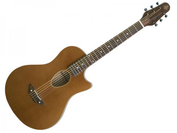 ESP ( イーエスピー ) BambooInn-K 【Charプロデュース コンパクト ナイロン弦 アコースティックギター】