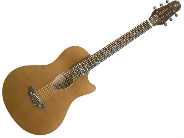 ESP ( イーエスピー ) BambooInn-C 【Charプロデュース・コンパクトアコースティックギター】
