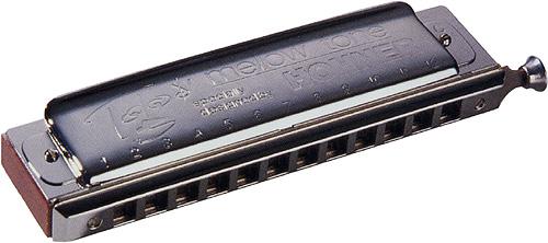 HOHNER ( ホーナー ) シールマンス クロマチックハーモニカ 7538/48 トゥーツ メロートーン 12穴 3オクターブ 木製ボディー Toots Mellow Tone  ハーモニカ