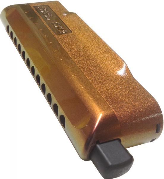 HOHNER ( ホーナー ) 送料無料 CX12 ジャズ C調 7546/48  12穴 スライド式 クロマチックハーモニカ 3オクターブ アッセンブリー CX-12 JAZZ 楽器