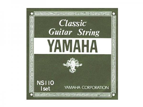 YAMAHA ( ヤマハ ) クラシックギター弦 NS110 6本 1セット 1弦 NS111 2弦 NS112 3弦 NS113 4弦 NS114 5弦 NS115 6弦 NS116 ガット弦 ナイロン ギター弦 NS-110