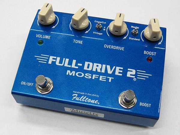 Fulltone ( フルトーン ) Fulldrive-2 Mosfet