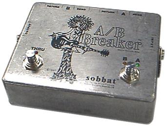 Sobbat ( ソバット ) A/B Breaker (SW-1)