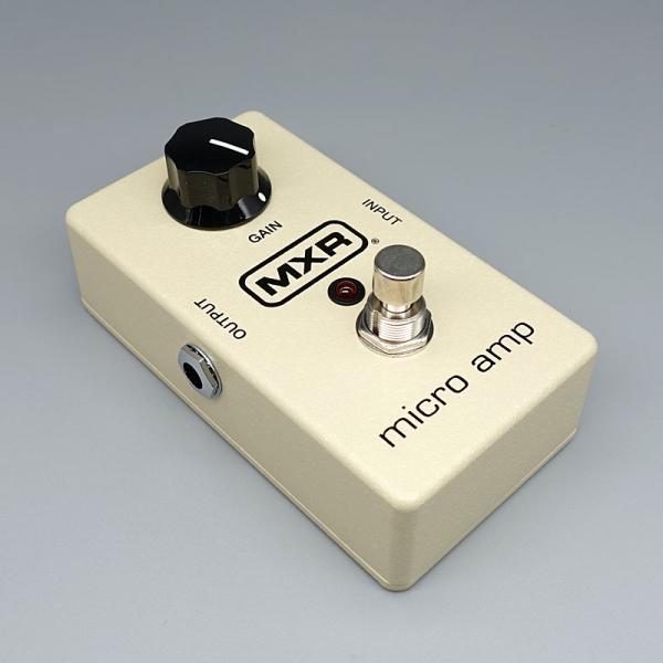 MXR ( エムエックスアール ) M-133 Micro Amp