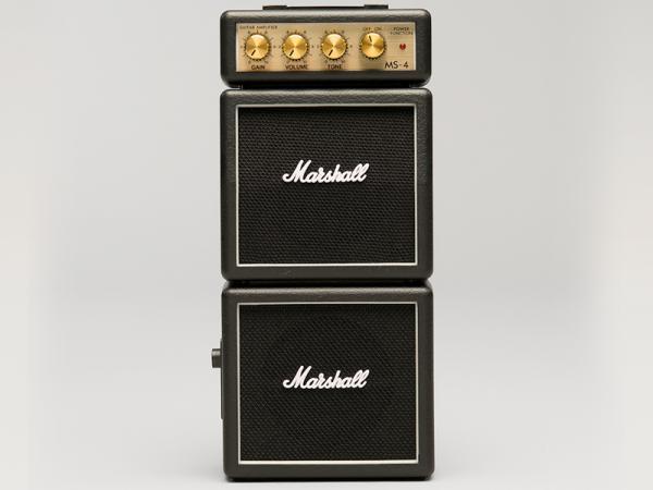 Marshall ( マーシャル ) MS-4【ミニアンプ 電池駆動】