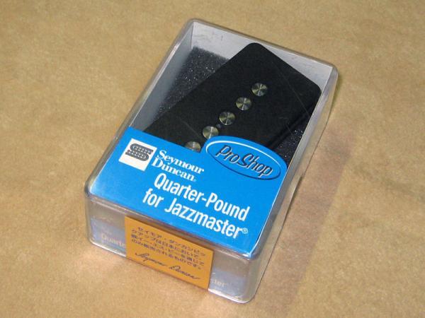Seymour Duncan ( セイモアダンカン ) SJM-3b / Quarter-pound for Jazzmaster 【ジャズマスター用ピックアップ/ブリッジ用】