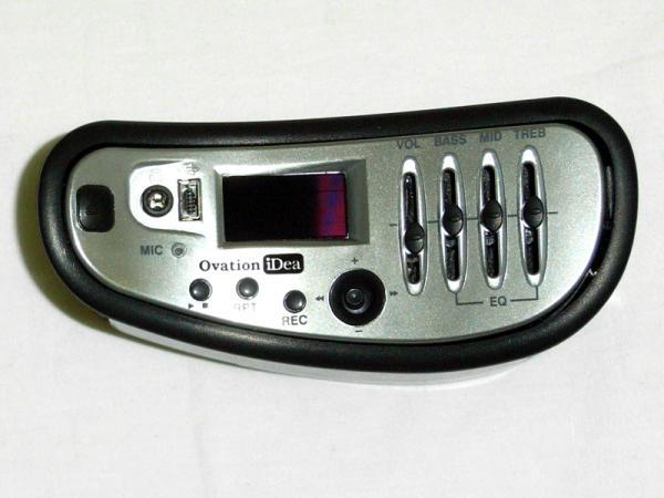 Ovation iDea Preamp Opi-1 【MP-3内蔵プリアンプ、単品販売 ! 】