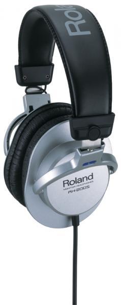 Roland ( ローランド ) RH-200S 密閉ダイナミック型ヘッドホン【送料無料】