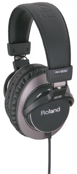 Roland ( ローランド ) RH-300 密閉ダイナミック型ヘッドホン【送料無料】