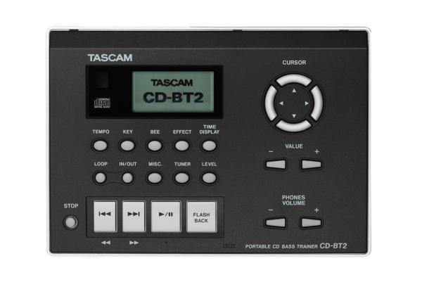 TASCAM ( タスカム ) CD-BT2