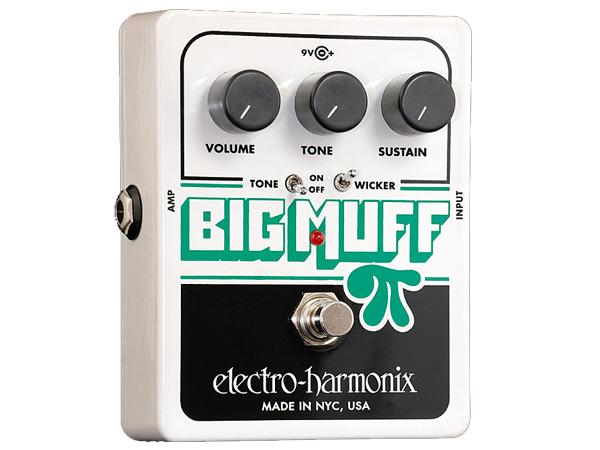Electro Harmonix ( エレクトロハーモニクス ) Big Muff with Tone Wicker