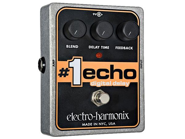 Electro Harmonix ( エレクトロハーモニクス ) #1 ECHO