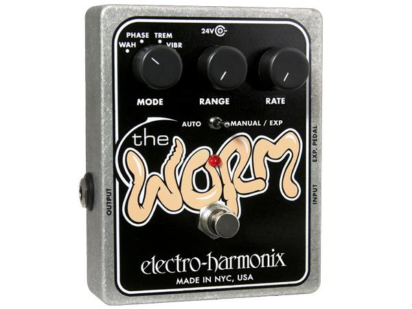 Electro Harmonix ( エレクトロハーモニクス ) The Worm
