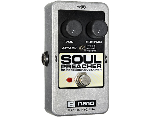 Electro Harmonix ( エレクトロハーモニクス ) Soul Preacher
