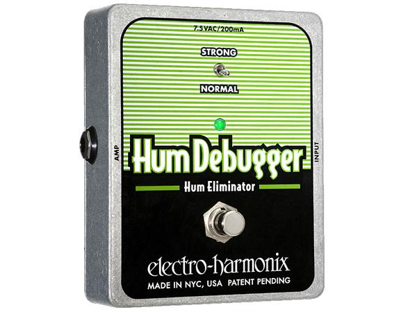 Electro Harmonix ( エレクトロハーモニクス ) Hum Debugger