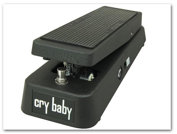 Jim Dunlop ( ジムダンロップ ) CRYBABY WAH WAH GCB-95