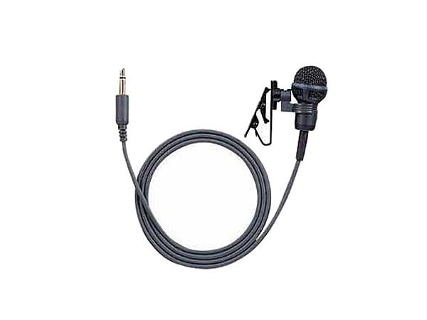 TOA ( ティーオーエー ) YP-M101 ◆ 携帯型送信機WM-1100専用 タイピン型マイクロホン