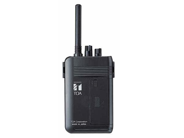 TOA ( ティーオーエー ) WM-1100 ◆ ワイヤレスガイド携帯型送信機 C型