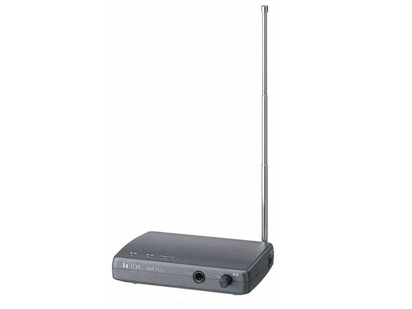 TOA ( ティーオーエー ) WM-1110 ◆ ワイヤレスガイド卓上型送信機 C型