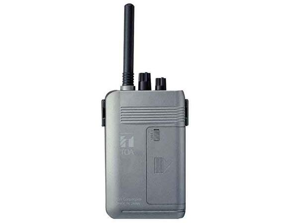TOA ( ティーオーエー ) WT-1100 ◆ ワイヤレスガイド携帯型受信機 C型