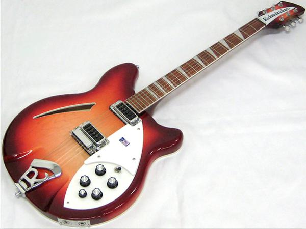Rickenbacker 360(FG)【リッケンバッカー エレキギター】