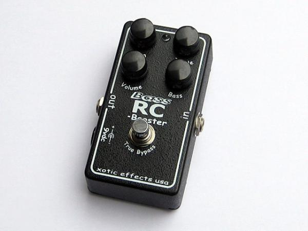 Xotic ( エキゾチック ) Bass RC Booster