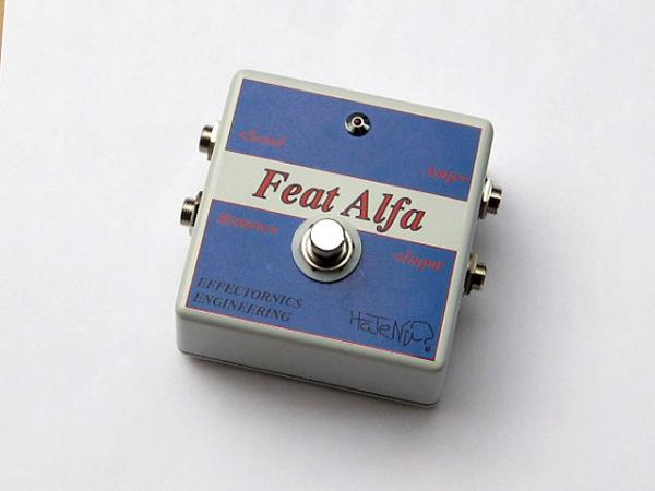 HaTeNa ? ( ハテナ ) Feat Alfa / Loop Bypass Switch