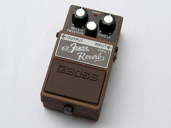 BOSS ( ボス ) FRV-1 / '63 Fender Reverb <Legend Series> 【大幅値段改定!】