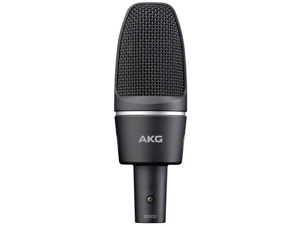 AKG ( エーケージー ) C3000 ◆ コンデンサーマイク
