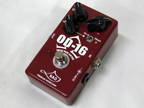 HAO OD-16 / Omega Driver Sixteen