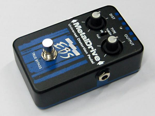 EBS ( イービーエス ) Metal Drive / Universal Distortion Pedal