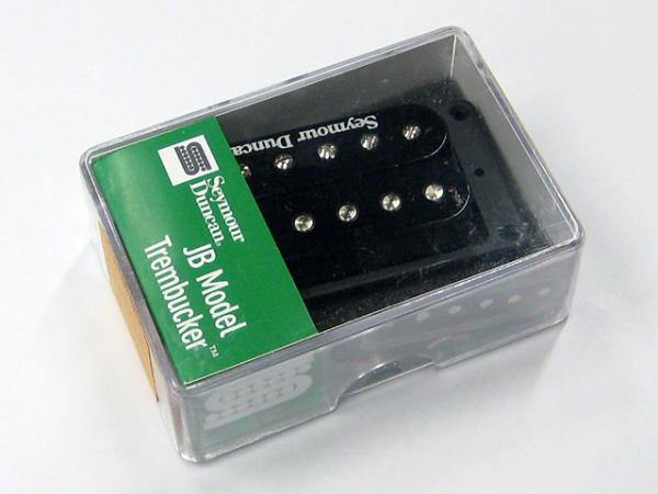 Seymour Duncan ( セイモアダンカン ) TB-4 Black / JB Model Trembucker