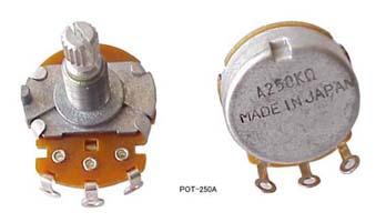 SCUD POT-250A