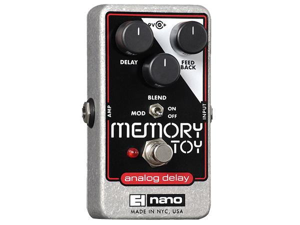 Electro Harmonix ( エレクトロハーモニクス ) Memory Toy