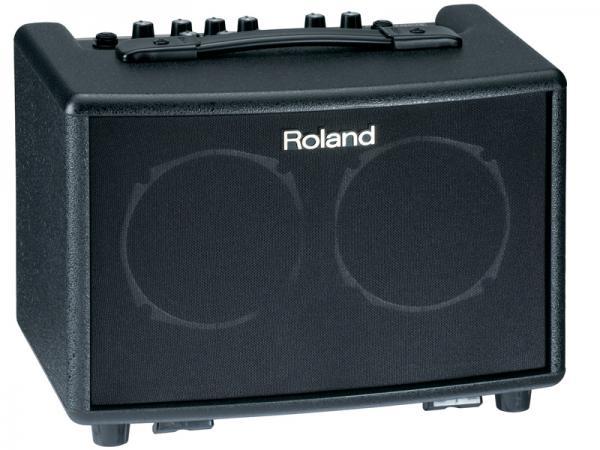 Roland ( ローランド ) AC-33 (ブラック)Acoustic Chorus アコースティック・エレアコ用アンプ