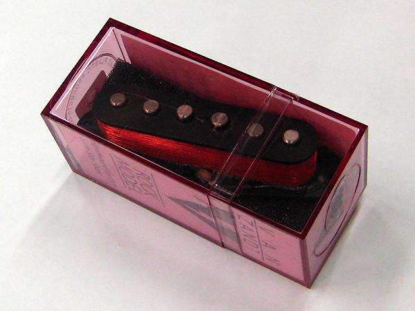 Vanzandt Rock Pickup