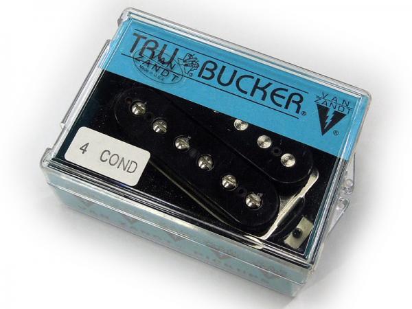 Vanzandt ( ヴァンザント ) Tru Bucker 4-Conductor Pickup / Black