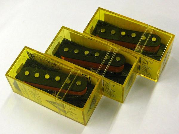 Vanzandt Vintage Plus Pickup Set