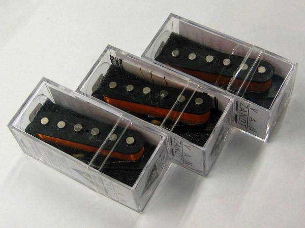 Vanzandt True Vintage Pickup Set